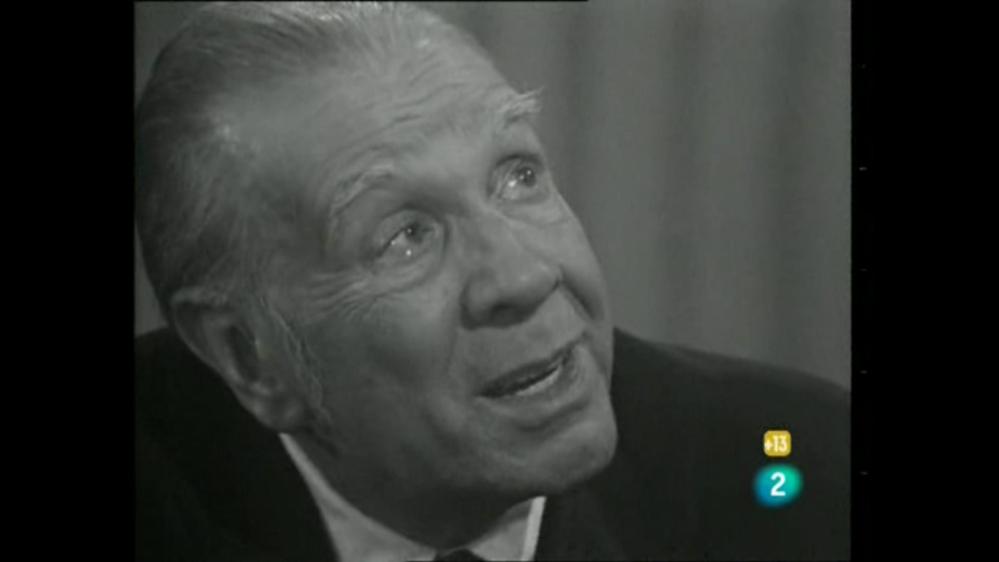 Borges sonrisa poema maestro