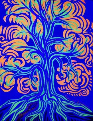 La energía de los árboles - Lolaloni (14)