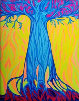 La energía de los árboles - Lolaloni (16)