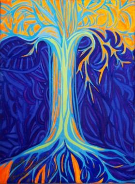 La energía de los árboles - Lolaloni (17)