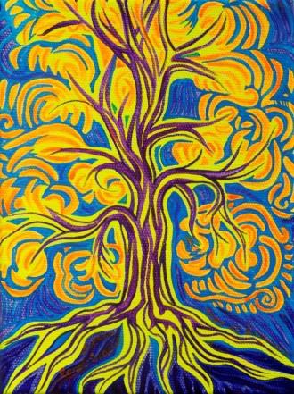 La energía de los árboles - Lolaloni (18)