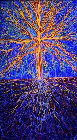 La energía de los árboles - Lolaloni (2)